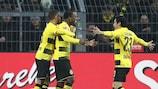 Seit Michy Batshuayi trifft, geht es mit Dortmund wieder nach oben