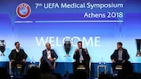 El simposio médico de la UEFA subraya la importancia de la medicina en el fútbol