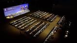 The 42nd UEFA Ordinary Congress was held in Bratislava, Slovakia