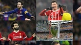 ОПРОС: Кто, по-твоему, выиграет Лигу чемпионов?