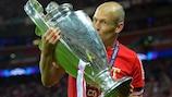Arjen Robben beim UCL-Sieg 2013