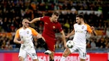 Roma and Shakhtar met in the round of 16 last season