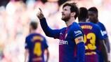 """Лионель Месси и его """"Барселона"""" твердо намерены собрать все трофеи в этом сезоне"""