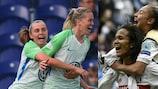 Finale Wolfsburg - Lyon, troisième acte en six ans