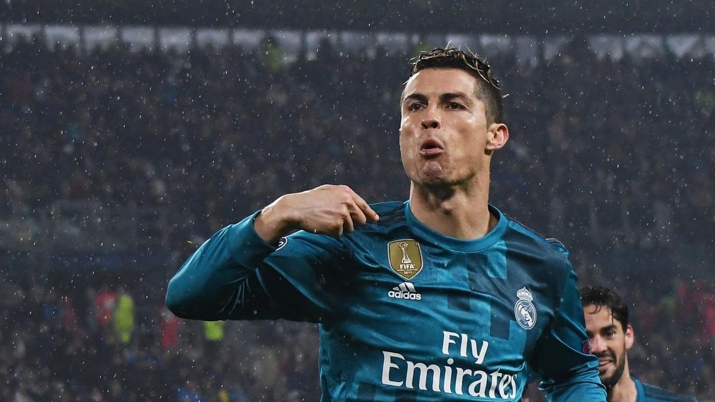 How Twitter Reacted To Ronaldo S Amazing Bicycle Kick Uefa Champions League Uefa Com