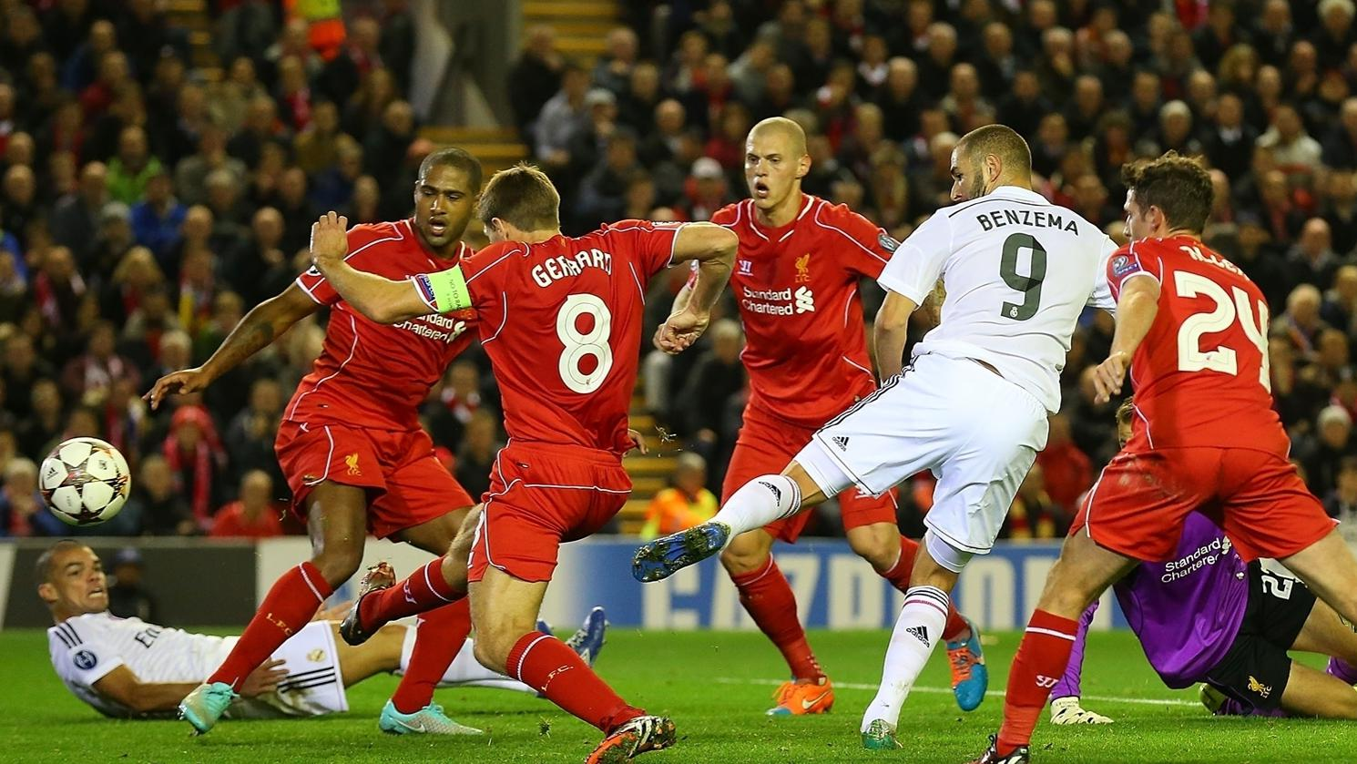 Real Madrid V Liverpool Detailed Head To Head Uefa Champions
