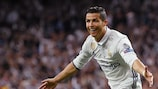 Cristiano Ronaldo: scorer of 15 of the 401 goals