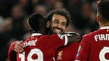 Mohamed Salah: 43 goals and counting for Liverpool in 2017/18