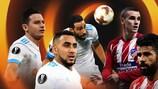 Marselha e Atlético vão medir forças na final da UEFA Europa League