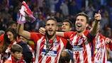 UEFA Europa League Squad of the 2017/18 Season