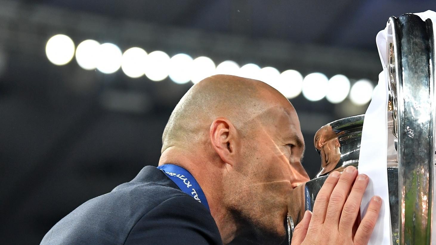 Zidane verlässt Real Madrid: Was hat er erreicht? | UEFA Champions League