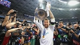 """Реал"" и Испания снова возглавляют рейтинги УЕФА"