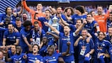Chelsea will compete in the UEFA Europa League group stage next season