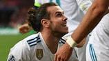 Gareth Bale a signé deux buts lors de la victoire du Real Madrid 3-1