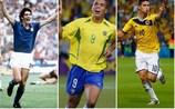 Tutti i capocannonieri della Coppa del Mondo