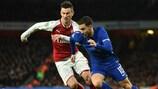 Chelsea e Arsenal accedono direttamente alla fase a gironi