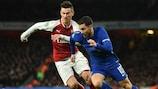 Chelsea y Arsenal tienen reservadas su plaza en la fase de grupos