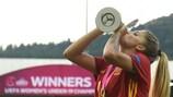 Espanha revalida título no EURO Feminino Sub-19: todos os resultados/resumos