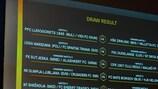 Sorteggio terzo turno preliminare UEFA Europa League