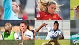 La Squadra del Torneo di Women's EURO Under 19