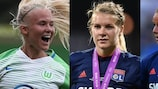 Women's Player of the Year: meet the nominees