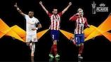 Претенденты на награду Лучшему игроку Лиги Европы