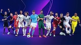 Champions League positional awards: nominees announced