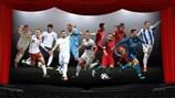 UEFA.com Goal of the Season nominees