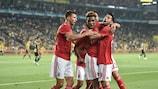"""O Benfica é uma das equipas que vai jogar no """"play-off"""" o acesso à fase de grupos da #UCL 18/19"""