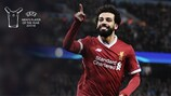 Men's Player of the Year nominee: the case for Salah