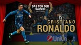 Ronaldos Fallrückzieher ist das UEFA.com Tor der Saison