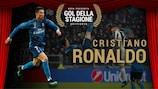 Cristiano Ronaldo vince il Gol della Stagione di UEFA.com
