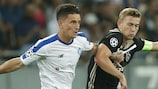 Dynamo lost out to Ajax in UEFA Champions League qualifying