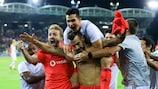 Beşiktaş darf vom Titel in der UEFA Europa League träumen
