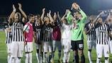Partizan came through qualifying again