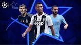 Plantéis para a fase de grupos da Champions League confirmados