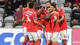 Benfica will be keen for a more memorable group campaign this season