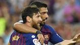 Barcelone - PSV, faits et stats