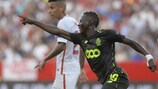 Moussa Djenepo's goal was a bright spot for Standard in their first match