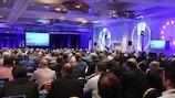 Quelque 360 délégués ont assisté à la conférence à Munich