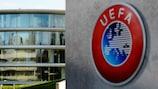Отложены все матчи турниров УЕФА на этой неделе