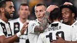 Paulo Dybala takes the plaudits after his hat-trick goal