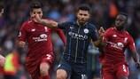 Não houve golos no jogo entre Liverpool e Manchester City