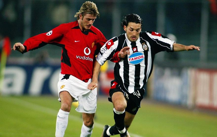Manchester United v Juventus background | UEFA Champions League ...
