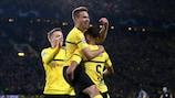 Raphaël Guerreiro et Dortmund ont largement dominé l'Atlético