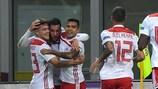 L'Olympiacos espère encore une victoire contre Dudelange