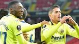 Villarreal est proche d'une septième qualification consécutive pour la phase à élimination directe de l'#UEL