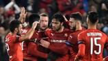 Rennes a dû remporter ses deux derniers match pour passer en 16s