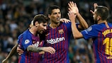 Barça, Inter, Dortmund et Atlético confirment