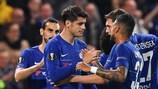 Álvaro Morata a offert les trois points à Chelsea